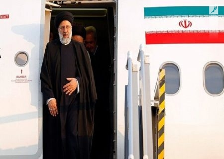 رییس جمهوری منتخب وارد مشهد شد