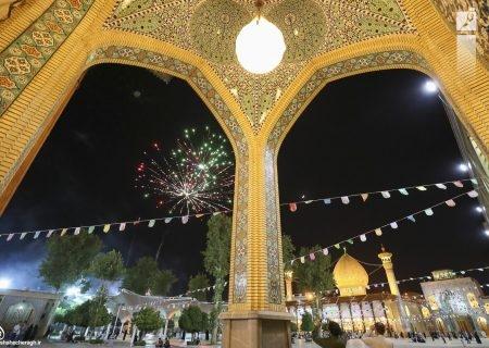 جشن بزرگداشت حضرت احمدبن موسی (ع)