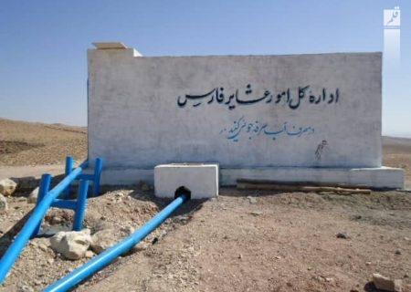 بهره برداری۴ طرح عمرانی در مناطق عشایری فارس