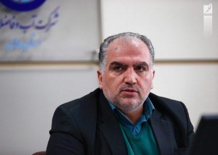 اجرای شبکه توزیع آب شرب مسکن مهر شهر «گیان» در استان همدان