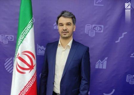 پیام تبریک مشاور عالی امور اقتصادی و بازرگانی رئیس ستاد جوانان ایران توانمند به حضرت آیت الله رئیسی