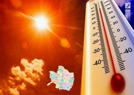 تکرار روزهای گرم در مشهد بیسابقه است