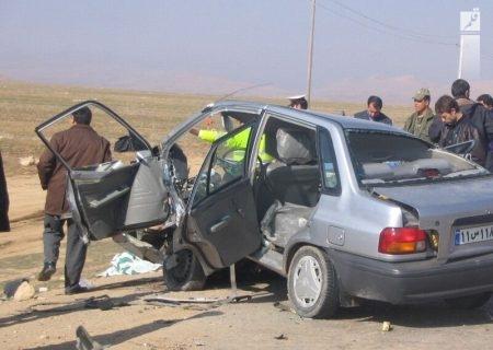 رتبه دوم آذربایجان غربی در کاهش فوتی ناشی از تصادفات