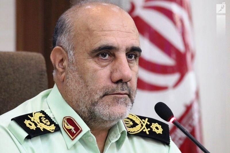 سردار رحیمی: مشکل امنیتی در برگزاری انتخابات تهران نداشتیم