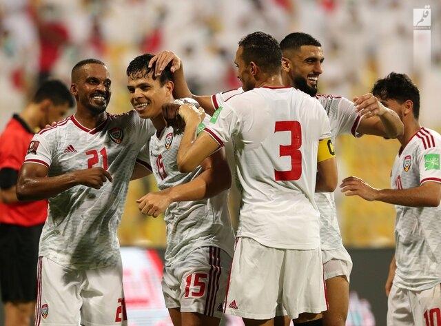 نتایج نهایی انتخابی جام جهانی در آسیا/ برد قاطع استرالیا و امارات