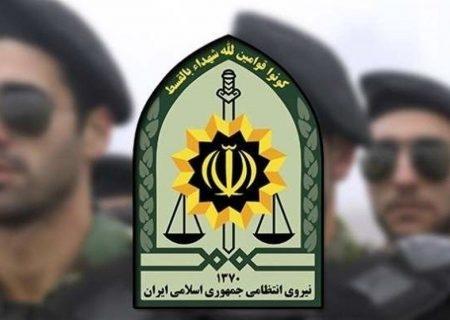 پلیس کرمانشاه ناجی جوان ۳۰ ساله شد