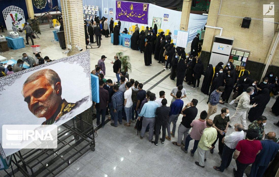پیام انتخابات همدلی برای سربلندی ایران مقتدر است