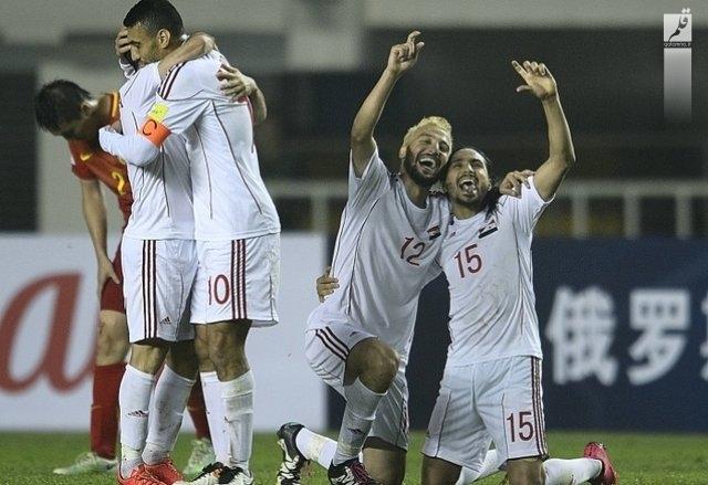 گام بلند سوریه برای صعود به دور بعد انتخابی جام جهانی