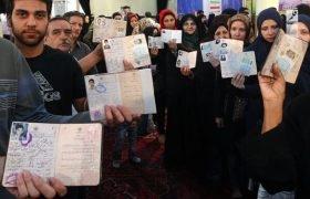 بی نظمی در برگزاری انتخابات اهواز کار را به تجمع کشاند!