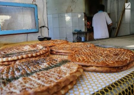 گران شدن قیمت عوامل و مواد اولیه نان/ افزایش ۲۰ تا ۲۸ درصدی قیمت نان در اصفهان
