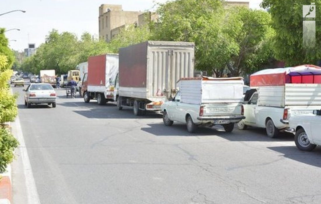معافیت کامل مالیاتی برای خدمات حمل و نقل بار در شیراز