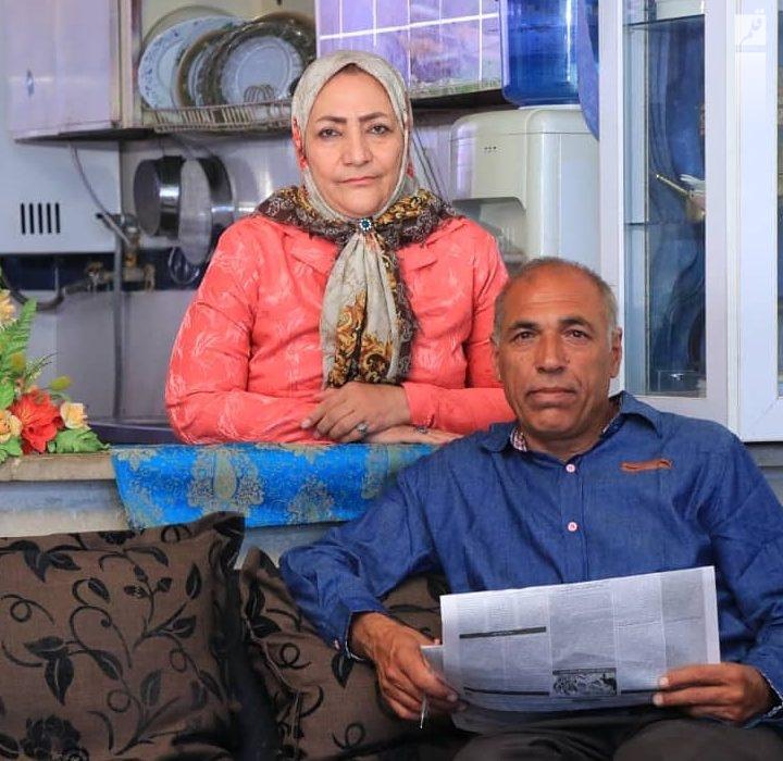 بیوگرافی زوج هنرمند شیرازی