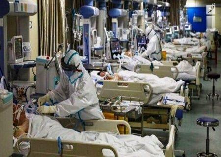فوت ۱۲ بیمار کرونایی طی ۲۴ ساعت گذشته