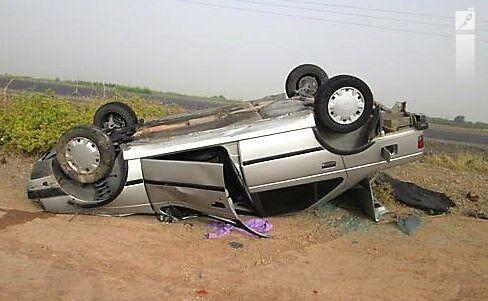 حوادث رانندگی در کرمانشاه سه کشته و پنج زخمی به جا گذاشت