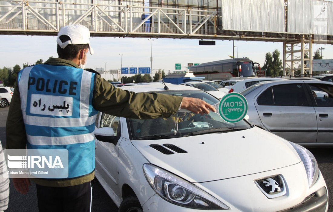 روزانه ۲۴۰ دستگاه خودروی غیربومی در استان همدان جریمه میشود