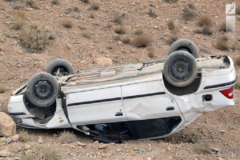 پنج حادثه در اصفهان ۱۷ مصدوم و ۲ کشته برجاگذاشت