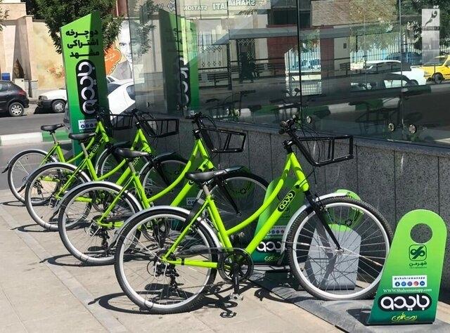 ممنوعیت استفاده بانوان از دوچرخههای اشتراکی در مشهد