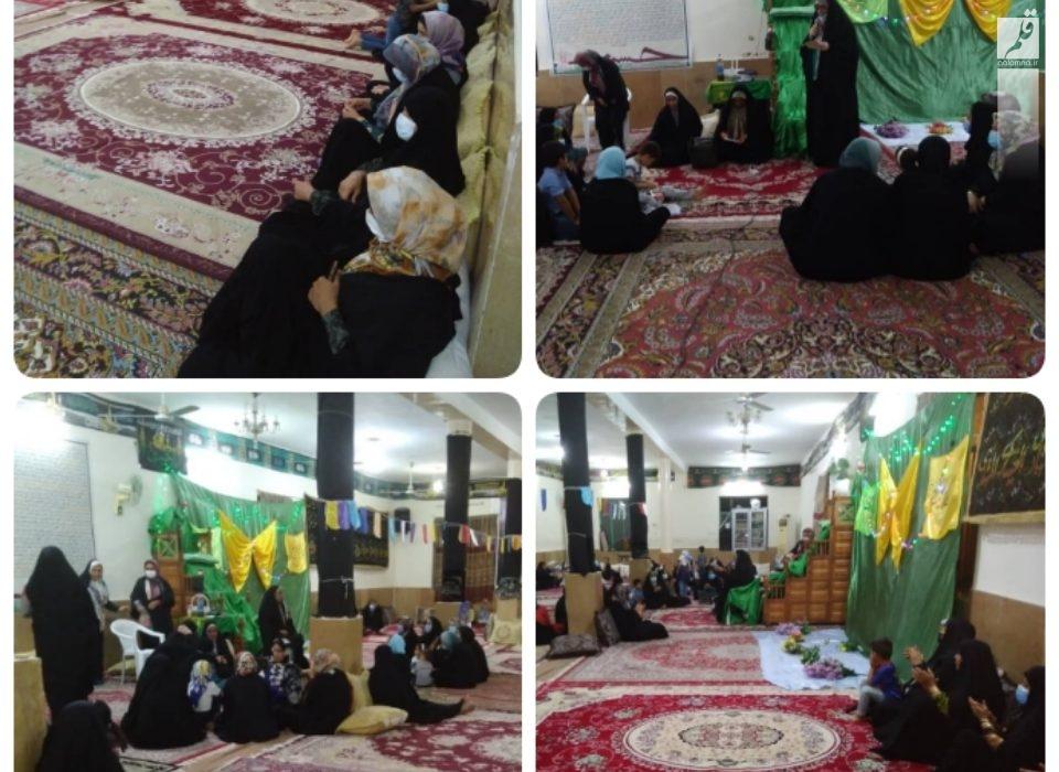 جشن بزرگ عید غدیر در شول برگزار شد