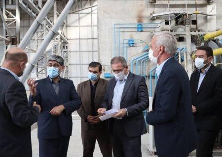 ایجاد اشتغال ۱۰۰۰ نفر  با انتقال مالکیت مجتمع فولاد ارومیه