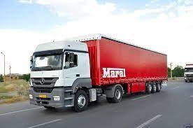 تداوم خدمت رسانی در بخش حمل ونقل جادهای با وجود چالش بیماری کرونا