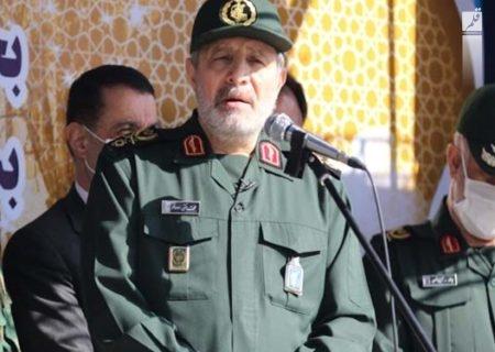 هشدار فرمانده فاتح نبل و الزهرا به گروهکهای تروریستی/ امنیت خط قرمز نیروهای مسلح است