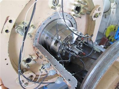 ارتعاش سنجی تاسیسات تقویت فشار گاز منطقه ۶ عملیات انتقال گاز انجام شد