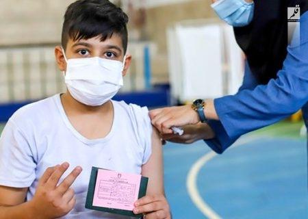 واکسیناسیون دانشآموزان در مناطق زیر پوشش دانشگاه علوم پزشکی مشهد آغاز شد