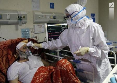 ۴۳۵ بیمار بدحال کرونایی در بیمارستانهای خراسان رضوی بستری هستند