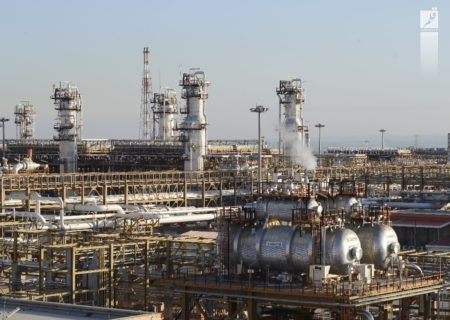 تعمیرات اساسی پالایشگاه گازبیدبلند یک بهبهان