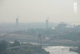 افزایش آلاینده ها در چهار شهر خوزستان