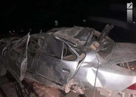یک کشته در جاده جهرم – لار