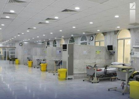 یک هفتهی سفید در بیمارستان گراش