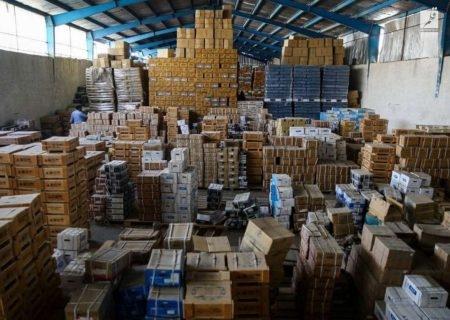 جریمه میلیاردی محتکر لوازم خانگی در رزن