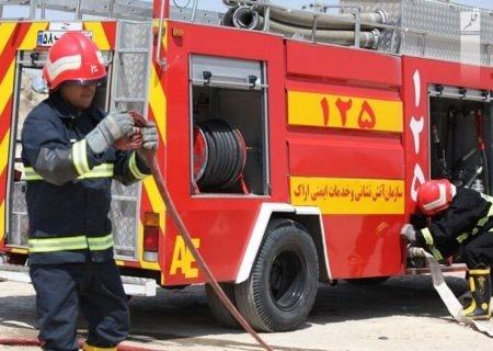 خودروهای آتش نشانی همدان قابلیت مطلوبی برای امداد و نجات ندارند