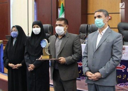 کسب رتبه اول جشنواره شهید رجایی توسط اداره کل آموزش فنی و حرفه ای استان مرکزی