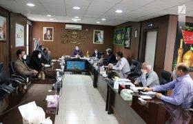 جلسه تعیین نرخ سرویس مدارس