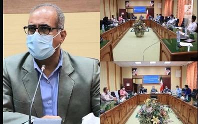 ضرورت همکاری کامل همه دستگاههای اجرایی شهرستان بندرعباس با علوم پزشکی