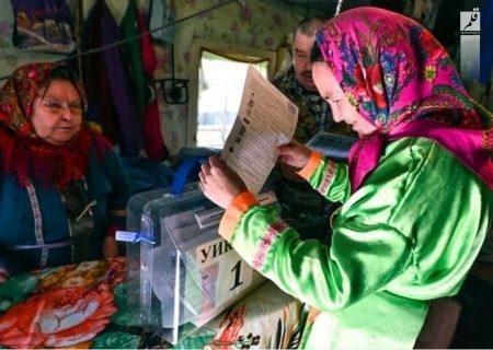 آغاز انتخابات ۳ روزه مجلس دومای روسیه