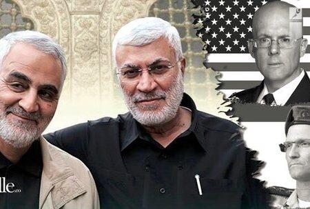 ادعای هلاکت دو تن از عاملان ترور سردار سلیمانی