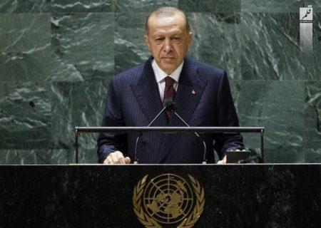 """اردوغان: """"ناسیونالیسم واکسن"""" مایه ننگ بشریت است/ نمیشود بحران سوریه ۱۰سال دیگر طول بکشد"""