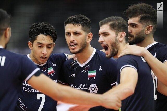 اظهارات ملیپوشان و سرمربی والیبال ایران پس از پیروزی مقابل پاکستان