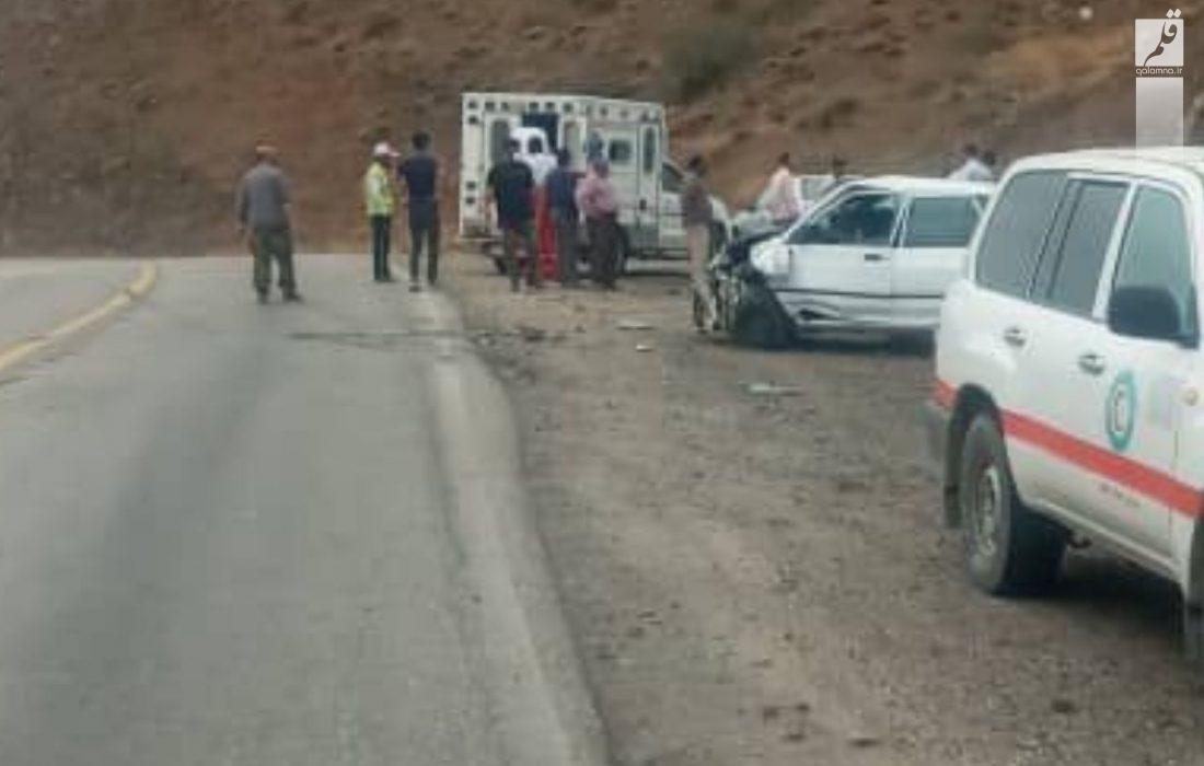 تصادف در مسیرهای ارتباطی زنجان سه کشته برجا گذاشت