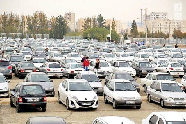 ریزش قیمت خودرو با پالس واردات