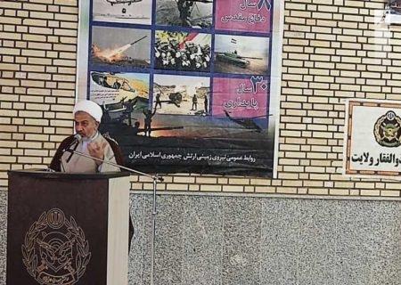 رییس عقیدتی سیاسی نزاجا:امنیت ایران سرآمد کشورهای منطقه است