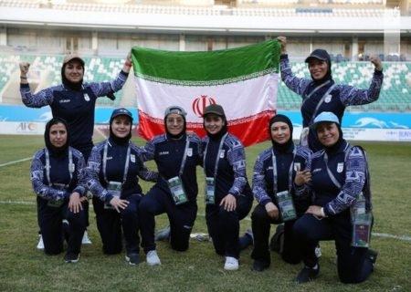 سرپرست تیم ملی فوتبال: صعود به جام ملتها سکویی برای دختران است