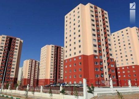 ساخت ۱۳۹۴ واحد مسکن ملی در استان همدان