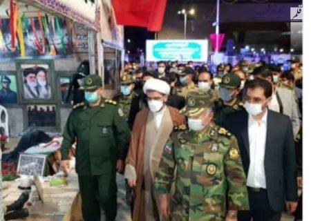 نمایشگاه دستاوردهای نهادهای خراسان رضوی در مشهد گشایش یافت