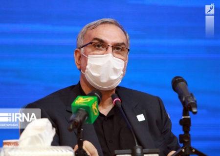 وزیر بهداشت: خاطره جامعه پزشکی در دفاع مقدس به تصویر کشیده شود