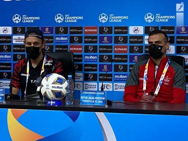 گلمحمدی: بازیکنانم ذهنیت برنده دارند/ ۹۰۰ روز است بازی خانگی نداشتهایم