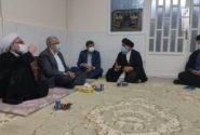 دیدار وزیر نفت با نماینده ولی فقیه در خوزستان